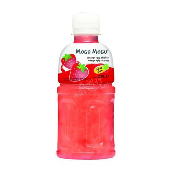 MoguMogu Strawberry Flavored Drink 320ml