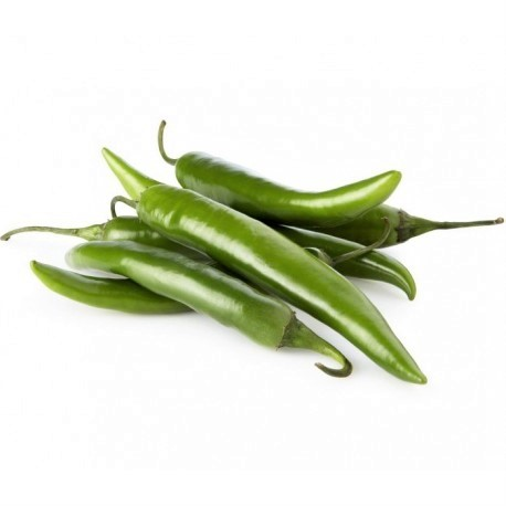 Fresh Green Chilli  100g
