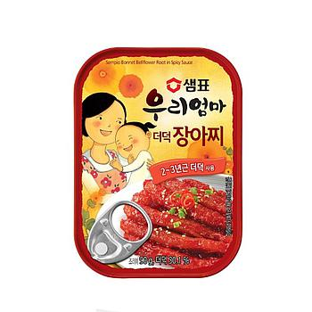 Sempio Bell Flower Root Spicy Can 90g