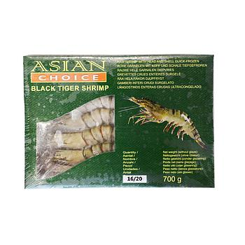 6/8 Whole Tigar Shrimp 700g