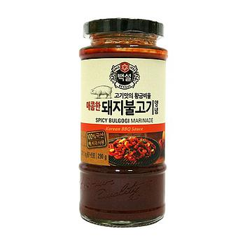 BS Spicy Bulgogi Sauce for Pork  290g